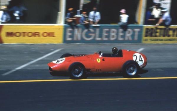 Brooks Ferrari