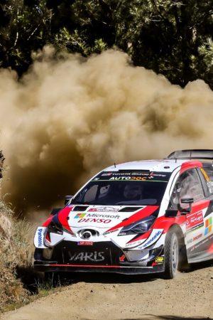 Toyota domina il Day 1 in Portogallo con una tripletta, ma che disastro per Hyundai!