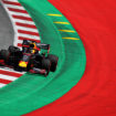 """Verstappen: """"L'incidente? Causato anche dal vento. Le sensazioni sono buone, mentre quei 'panettoni'…"""""""