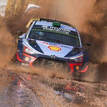 Rally Italia Sardegna: le interviste ai top driver e gli orari della corsa