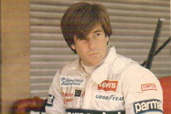 Ricardo Zunino, il sostituto di Lauda