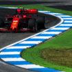 Ad Hockenheim Leclerc si prende anche le FP3. 2° Verstappen, a 5 decimi le Mercedes