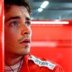 """Leclerc: """"Potevamo giocarci la vittoria, ho buttato tutto nel cestino. Ma quell'asfalto…"""""""