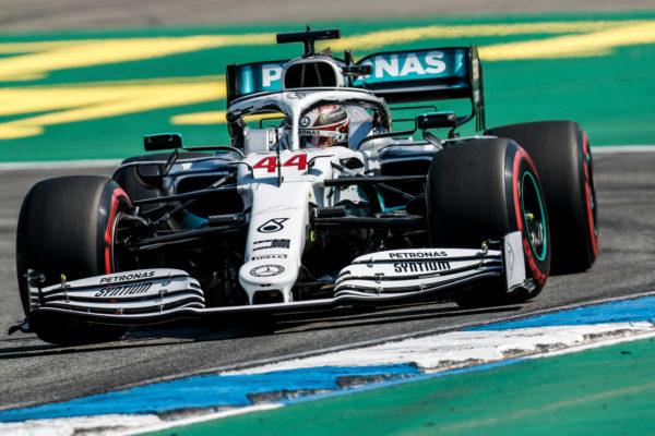 © Mercedes AMG F1 Press / LAT Images