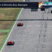 """Il sabato nero della Ferrari. Vettel: """"Mi sento vuoto"""", Leclerc: """"Non è stata la nostra giornata"""""""