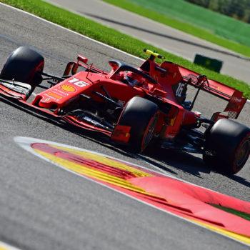 Ferrari davanti a tutti anche nelle FP3 di Spa, 3° Bottas. Hamilton a muro!