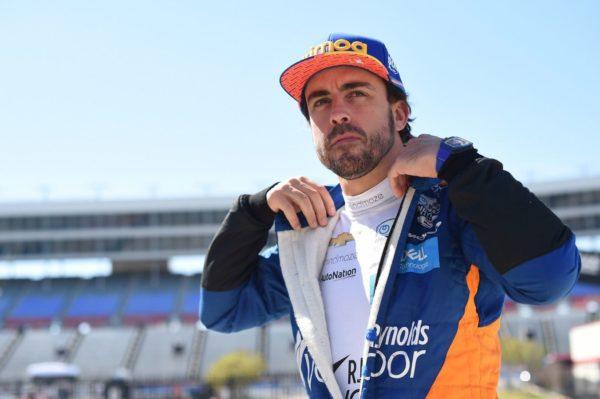 Fernando Alonso a Indy