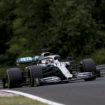 82 millesimi separano Hamilton, Verstappen e Vettel nelle FP3. E forse alle 15 pioverà…
