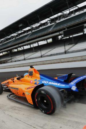Finalmente la McLaren entra in IndyCar! Con SPM e Chevy (e Alonso?)