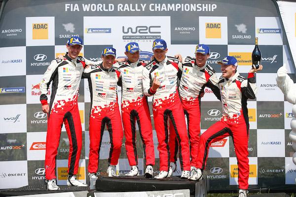 © Toyota Gazoo Racing WRC
