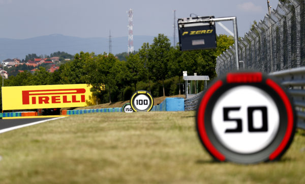 © Sam Bloxham / LAT Images / Pirelli F1 Press Area