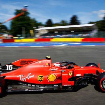 Ferrari fa 1-2 anche nelle FP2 di Spa. Sul passo gara bene Mercedes, in crisi Vettel