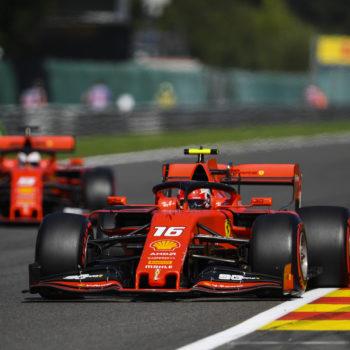 Charles Leclerc fa il vuoto a Spa e si prende la Pole! 2° Vettel, poi le Mercedes