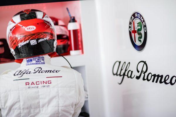 © Xavi Bonilla / DPPI / Alfa Romeo Racing Press