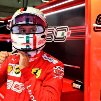 """Vettel: """"Non sono contento. Amo quello che faccio, ma farlo così non può renderti felice"""""""