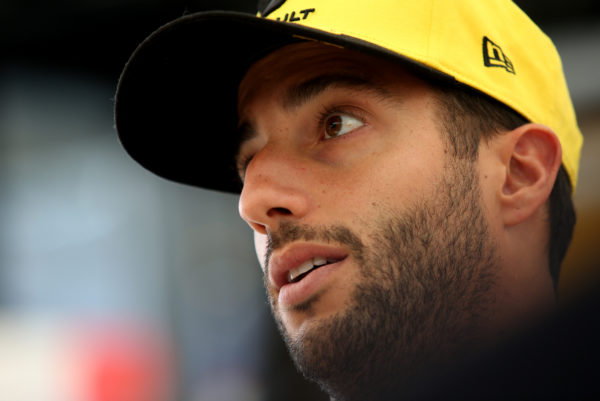© Renault F1 Team Press