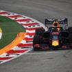 Verstappen si prende le FP1 di Singapore. A muro Bottas, problemi al cambio per Leclerc