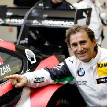 Altra sfida per Zanardi: correrà con BMW nella Dream Race del DTM al Fuji