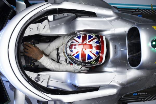 © Steve Etherington / Mercedes AMG F1 Press