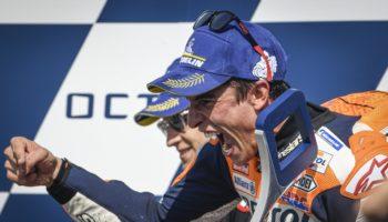 """Marquez: """"C'era rabbia, ora posso solo perdere io. Rossi mi ha dato una motivazione extra…"""""""