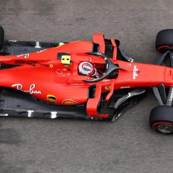 Leclerc chiude in testa le FP1 di Sochi. Verstappen davanti a Vettel, solo Medium per le W10
