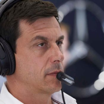 """Wolff: """"Forse Leclerc è andato un po' oltre il limite. Una penalità? Ci sarebbero state rivolte…"""""""