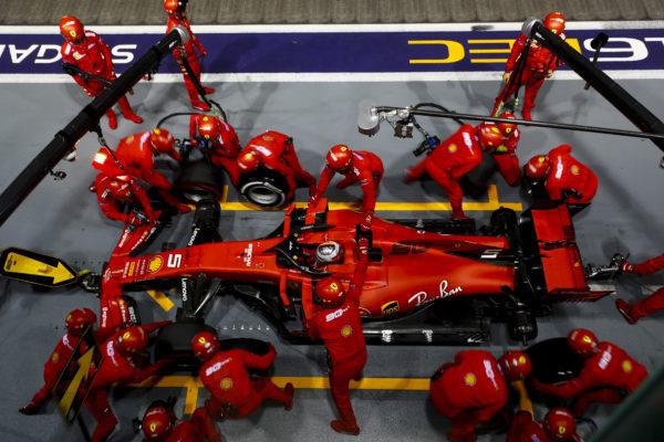 © Sam Bloxham / LAT Images / Pirelli F1 Press Area