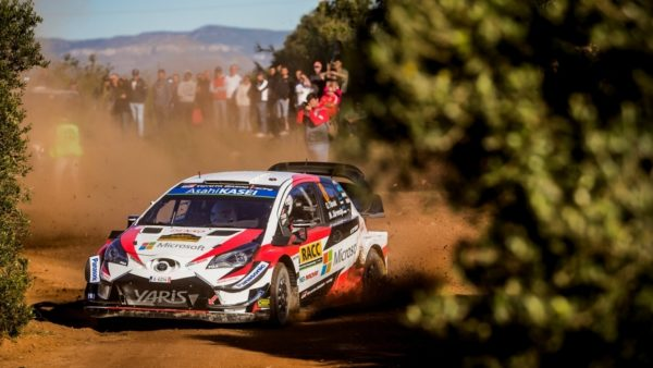 WRC 2019, Match Point #1: Tanak vince il titolo in Spagna se...