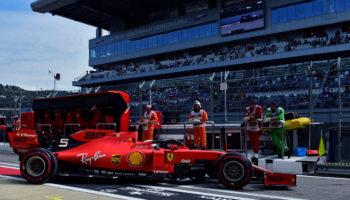 L'ultima MGU-K di Vettel è salva: il tedesco non dovrà sostituirla in vista di Suzuka