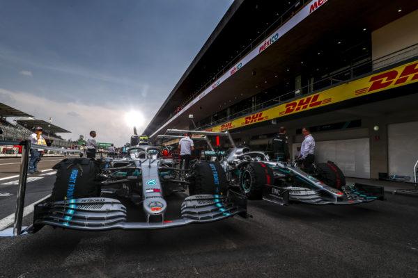 Wolfgang Wilhelm / Mercedes F1 Media