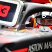 Bottas va a muro e Verstappen va in pole!