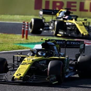 Clamoroso: la Renault squalificata da Suzuka!