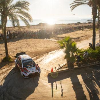 Rivoluzione Toyota nel WRC: nel 2020 sulle Yaris ci saranno Ogier, Evans e Rovanpera!