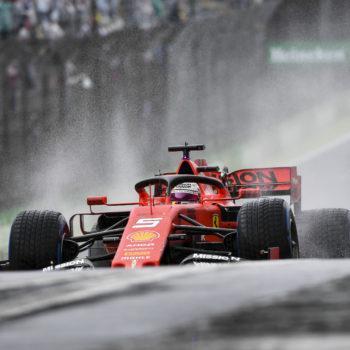 E' 1-2 Ferrari nelle FP2 di Interlagos. Verstappen davanti alle Mercedes, ma sul passo gara…