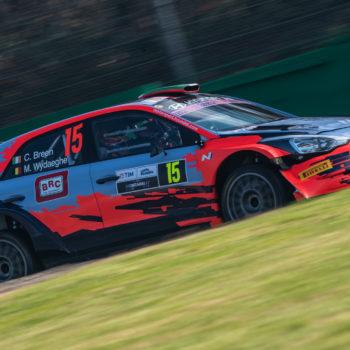 Monza Rally Show 2019: quattro chiacchiere con Craig Breen e Martijn Wydaeghe