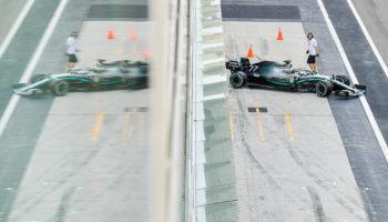 Bottas il più rapido nel Day 1 dei test ad Abu Dhabi. 2° Vettel con problemi e contatto