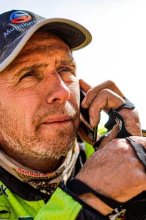 Dakar: si teme per Edwin Straver, ricoverato in gravi condizioni dopo una caduta nel Day 11