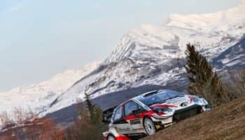 Rally di Montecarlo 2020: il WRC ricomincia dalle Alpi francesi, per il primo anno post Citroen