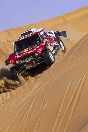 Dakar: Sainz fa il tris, Brabec spezza il dominio KTM e fa vincere Honda dopo 31 anni!