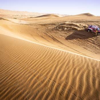 Dakar, decisivo sarà l'ultimo giorno: Sainz e Brabec reggono nel Day 11, ma con 10′ di margine…