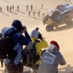 Dakar, Day 10: Alonso cappotta due volte – perdendo il parabrezza – prima dell'interruzione