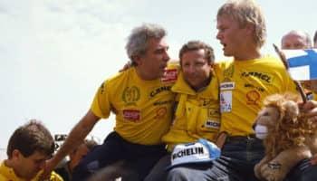 """Dakar 1988: una Peugeot rubata, Vatanen e Jean Todt che…""""spaventa"""" dei mercenari"""