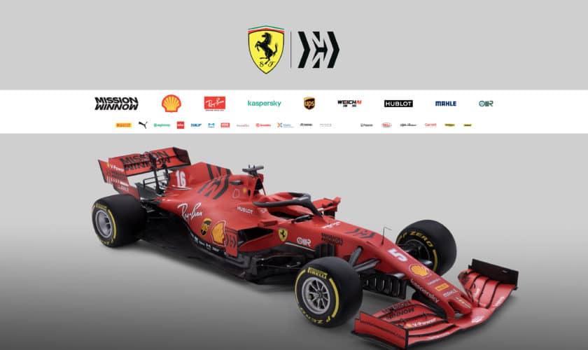 Ferrari SF1000: ecco tutte le novità tecniche della monoposto di Maranello