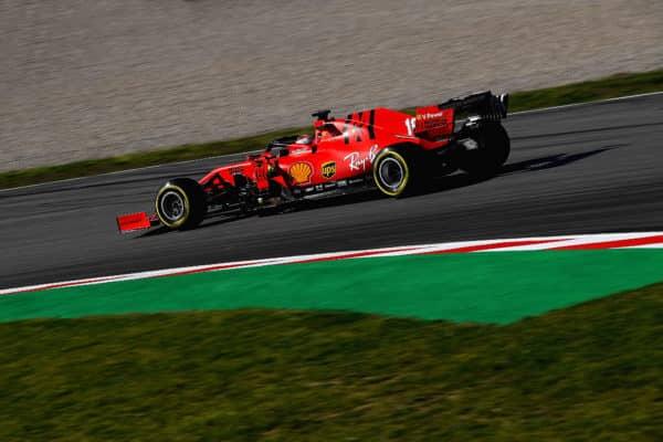 Power Unit Ferrari