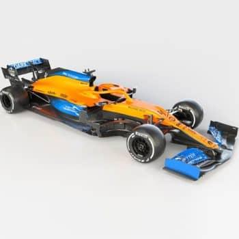 Svelata la nuova monoposto di Woking: ecco la McLaren MCL35