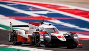 #7 TOYOTA GAZOO RACING / JPN / Toyota TS050 – Hybrid – Hybrid –  – Lone Star Le Mans – Circuit of the Americas – Austin – USA