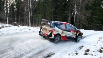 Rally di Svezia: Elfyn Evans consolida il vantaggio, in una giornata in cui non succede nulla