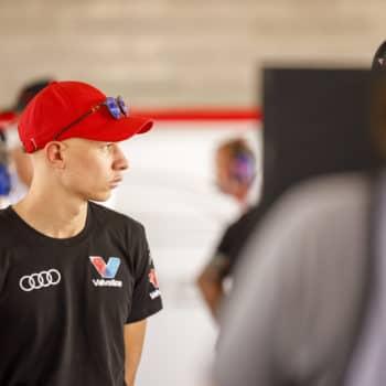 Un po' d'Italia nei Rookie Test della Formula E: Mattia Drudi scenderà in pista con Audi