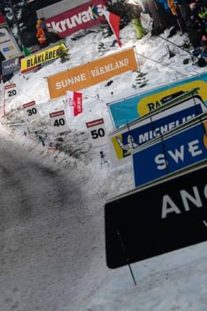 Soli 180 km di PS e niente Colin's Crest: l'assenza di neve mutila il Rally di Svezia
