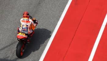 """Marquez: """"Yamaha e Suzuki migliorate. Per il Qatar mi preoccupa più la moto che la spalla…"""""""